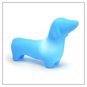 Offi and Co. My Pet Lamp Kids Dachshund Dog Kids Room Lighting and Night Light