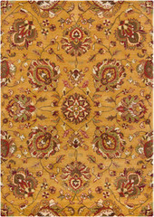 Chandra Rugs Bajrang BAJ-8001 Wool Area Rug