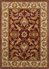 Chandra Rugs Bajrang BAJ-8002 Wool Area Rug