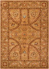 Chandra Rugs Bajrang BAJ-8005 Wool Area Rug