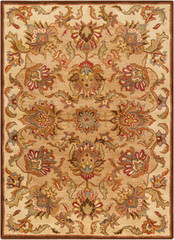 Chandra Rugs Bajrang BAJ-8008 Wool Area Rug