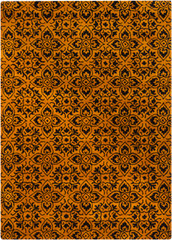 Chandra Rugs Bajrang BAJ-8015 Wool Area Rug