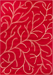 Chandra Rugs Bajrang BAJ-8019 Wool Area Rug