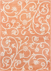 Chandra Rugs Bajrang BAJ-8022 Wool Area Rug