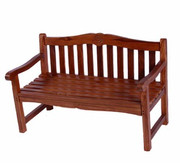 Jazty Kids Solid Teak Rose Garden Bench