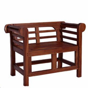 Jazty Kids Solid Teak Alabama Bench