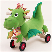 Smart Gear Toys Puffy Dragon Ride-On