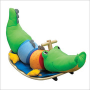 Smart Gear Toys Rocking Crocodile