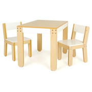 Pkolino Little One's Table and Chairs Set
