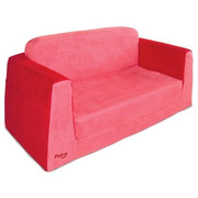 Pkolino Little Sofa - Sleeper in Red