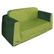 Pkolino Little Sofa - Sleeper in Green