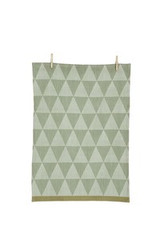 Ferm Living Mountain Tea Towel - Mint