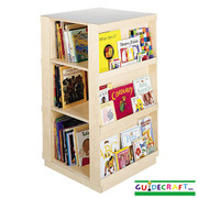 Guidecraft 4-Sided Library