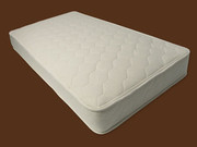 Naturepedic Organic Cotton Full Quilted Deluxe 1-Sided Mattress