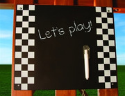 Gorilla Playsets Playset Accessory Chalkboard Kit