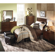 Powell New Albany 5-Piece Twin Bedroom Set