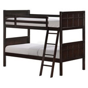 Powell Summerfield Twin Over Twin Bunk Bed
