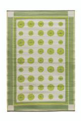 Koko Company 4' x 6' Floormat Dots - Plantain