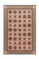 Koko Company 4' x 6' Floormat Dots - Spice