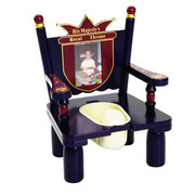 Levels of Discovery His Majesty's Throne Prince Potty Chairs for Boys