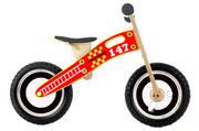 Smart Gear Toys Smart Balance Bike - Fire and Rescue