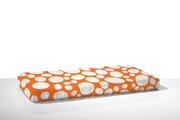 Nook Sleep Systems Fitted Crib Sheet - Riverbed Poppy