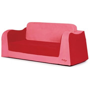 Pkolino New Little Reader Sofa - Sleeper - Red