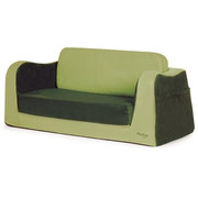 Pkolino New Little Reader Sofa - Sleeper - Green