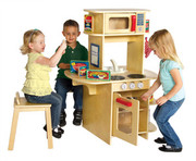 Guidecraft Cafe Play Kitchen