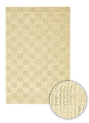 Chandra Rugs Art ART3501 Contemporary Natural Jute Rug