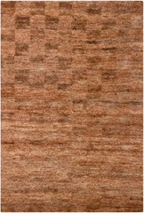Chandra Rugs Art ART3583 Contemporary Natural Jute Rug