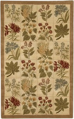 Chandra Rugs Rain RAI807 Wool Area Rug