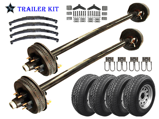 TK Trailer Kits - Everything You Need In One Bundle | The Trailer