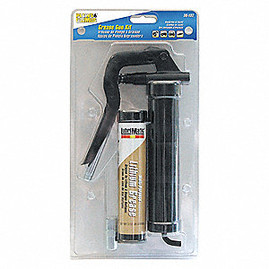 Portable Trailer Axle Mini Grease Gun - 3600 psi - w/ high temp axle grease