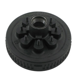 7k Trailer Axle Hub and Drum - 8 lug