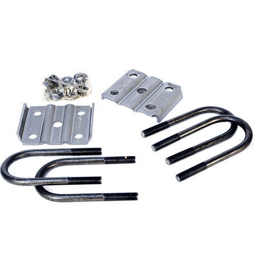 Trailer U-bolt kit for 3500 lb Axles