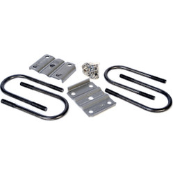 "Trailer U-bolt kit for 5200 - 7000 lb Axles (1/2""Diameter)"