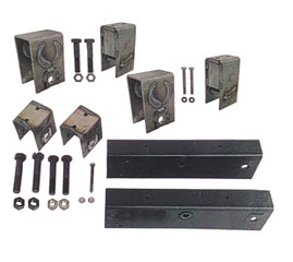 Trailer Slipper Suspension / Hanger Kit for 12000 - 15000 lb axles