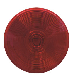 "4"" Round S/T/T Lights - Red"