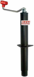 RAM A-Frame 5k Trailer Jack 5000 lb Top Wind
