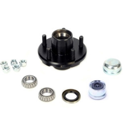 2k Pre-greased Hub Assembly - 2000 lb 5 lug ( L44649 )