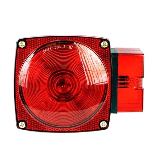Combination Tail Lights -RH - Red