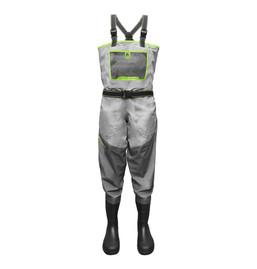 Gator Wader-Women's Swamp Series Breathable Uninsulated Waders - (Lime)