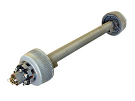 12k TK Trailer Axle - 12000 lb Electric Brake 8 lug