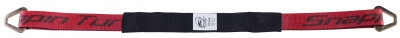 """Snappin Turtle 42"""" Long Axle Strap With Sleeve - (10,000 Lb Capacity)"""