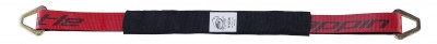"""Snappin Turtle 36"""" Long Axle Strap With Sleeve - (10,000 Lb Capacity)"""