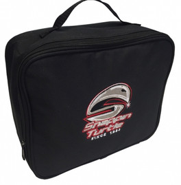 "Snappin Turtle Tie Down/Ratchet Strap Wire Frame Bag- (8""x10""x5"")"
