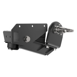 "Timbren Axle-Less Trailer Suspension With 4"" Drop Spindle - (5,200 lb Capacity)"
