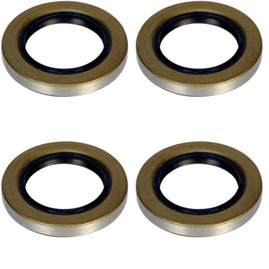 5.2-7k Trailer Axle 2.125in EZ Lube Seal - 5200-7000 lb capacity -10-10 - (4 Pack)