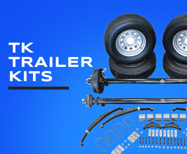 The Trailer Parts Outlet - Find The Right Trailer Axles